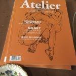 Atelier magazine over naakt