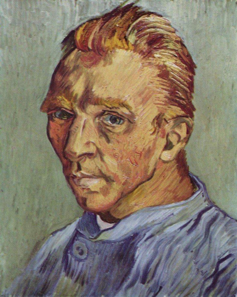 Zelfportret Van Gogh