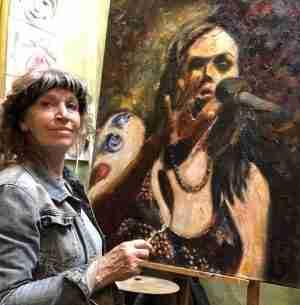 Schilderijen Schilderlessen Ella Looise