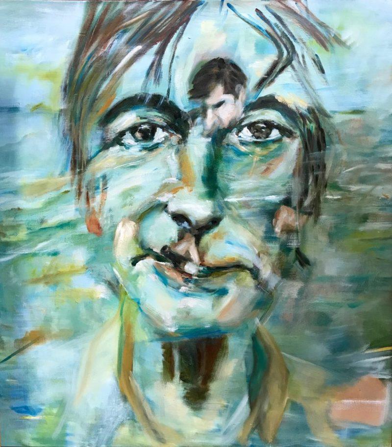 Ella Looise- Portret van Wim T. Schippers