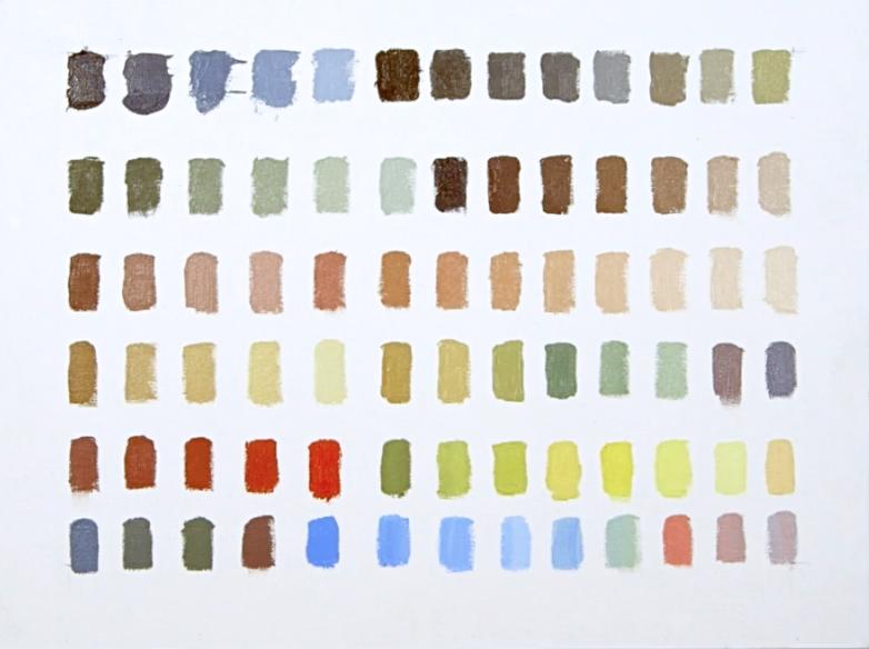 Chromatische kleuren