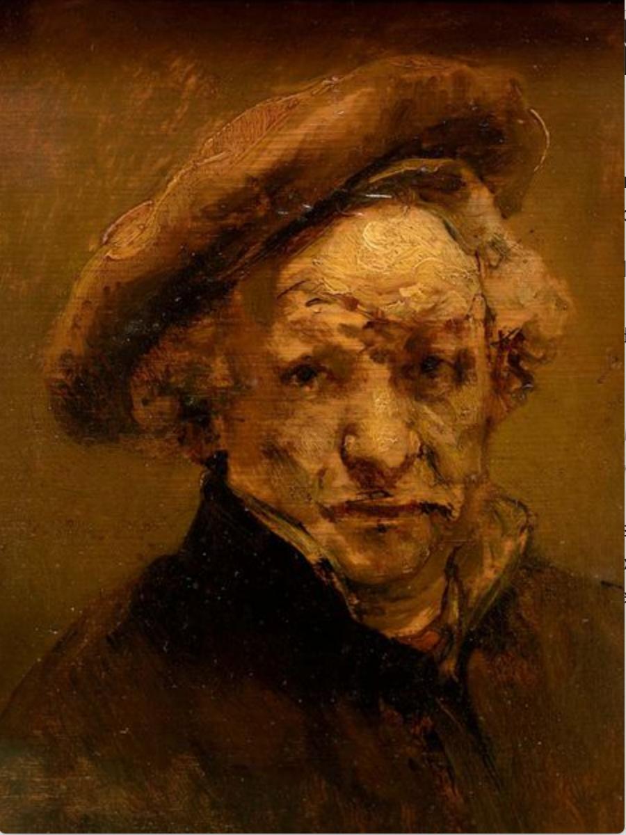 Wat zijn Oude Meesters schildertechnieken? Rembrandt