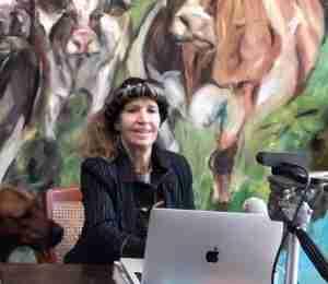 Ella Looise, schilder coach