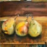 Peren schilderen, online schilderles