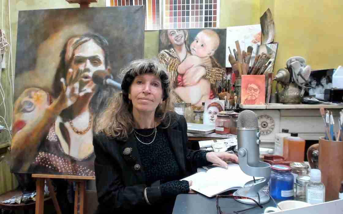 Schilderlessen en schildercursussen