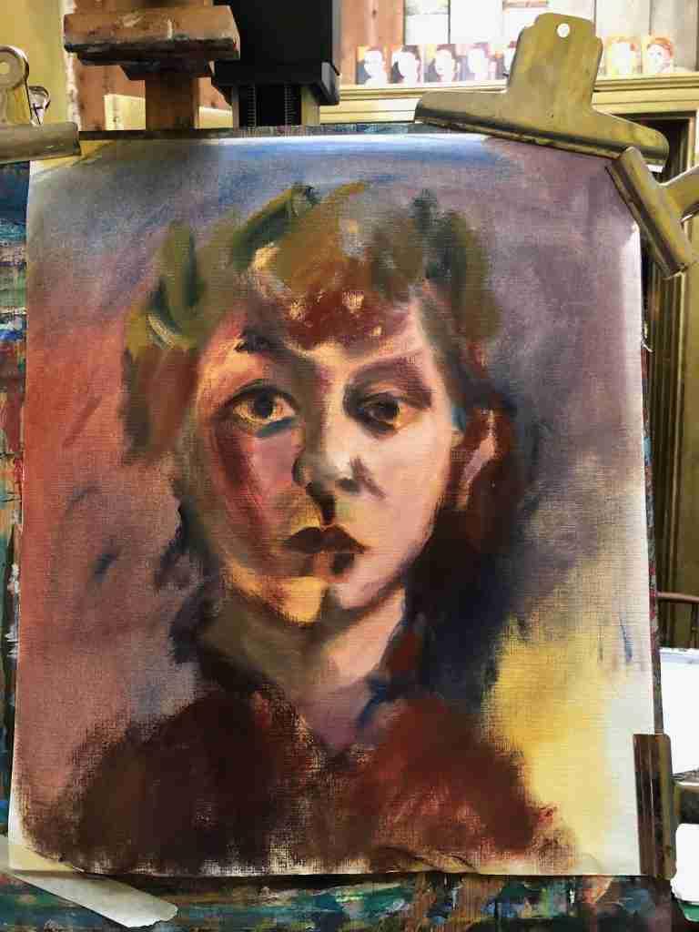 Ella Looise atelier online